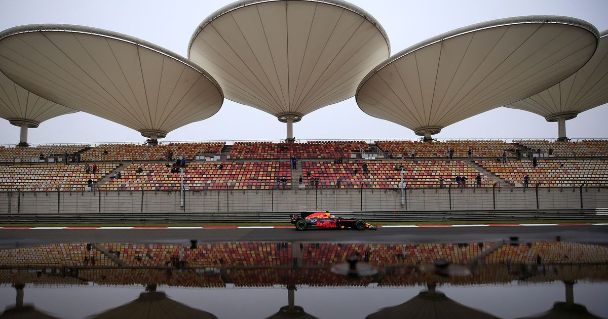 Chinese F1 GP locked in until 2020