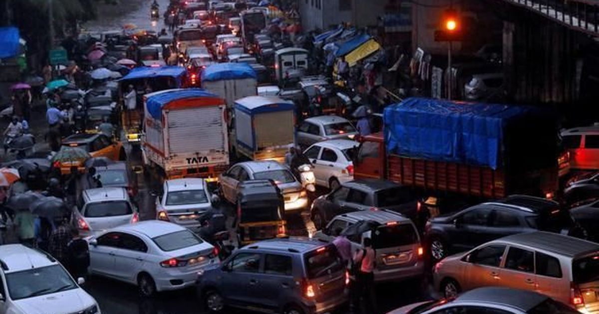 Mumbai's traffic congestion is the worst in world, Delhi stands at fourth spot: Report