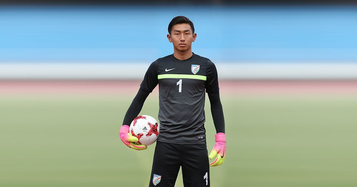 Chasing foreign dream, U-17 goalkeeper Dheeraj Singh Moirangthem quits Indian Arrows