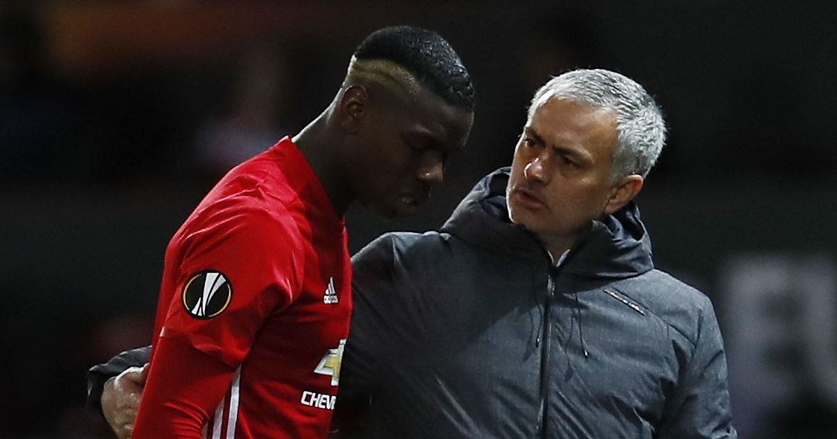 At this moment, I'm in the dark: Jose Mourinho unaware of agent Raiola's plans for Paul Pogba