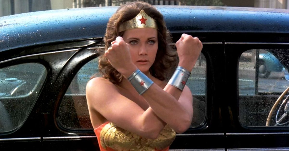 The original Wonder Woman calls James Cameron's remarks 'thuggish' and 'ill-advised'