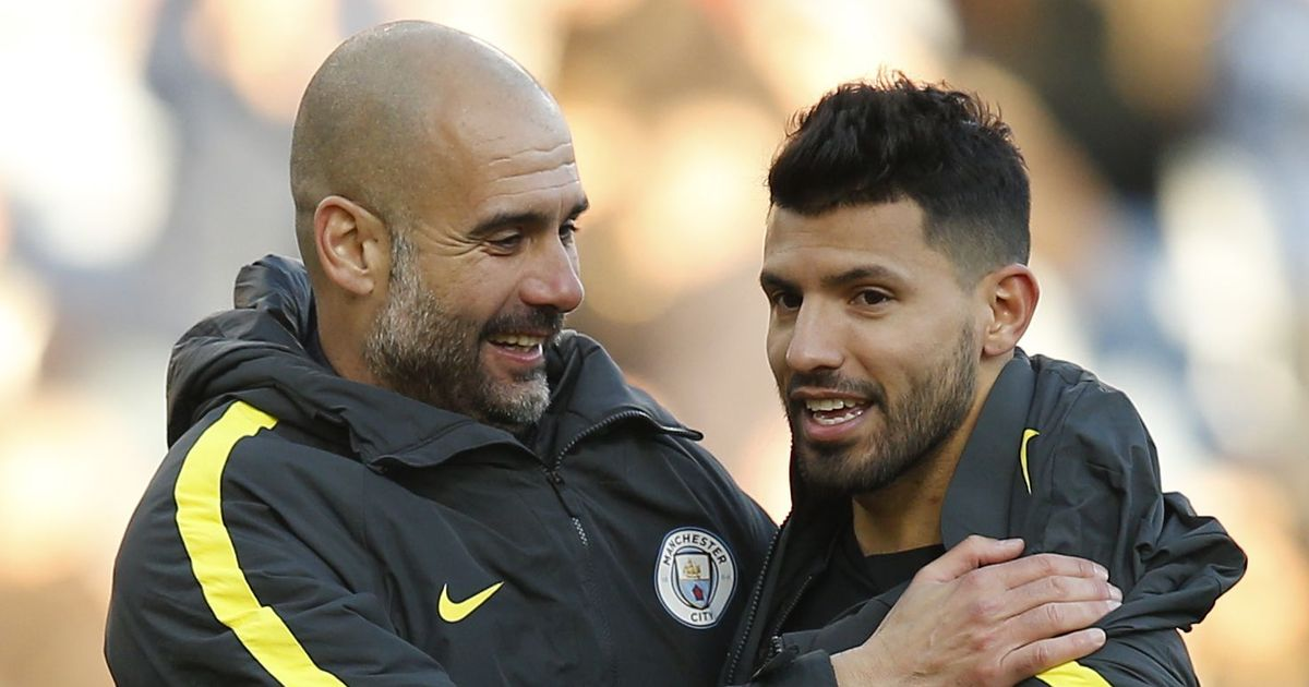 Man City's Sergio Aguero suffers fractured rib in auto accident