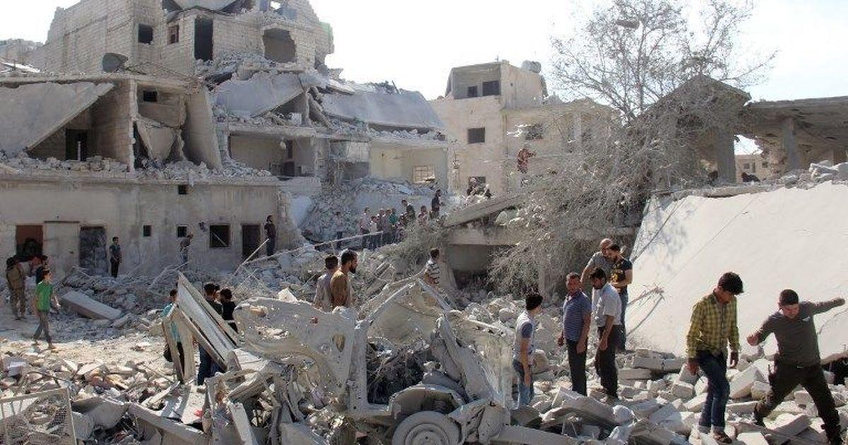सीरिया के हमले में तुर्की के 33 सैनिक मारे गए