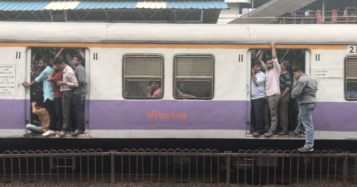 Mumbai's air-conditioned local train to start from January 2018
