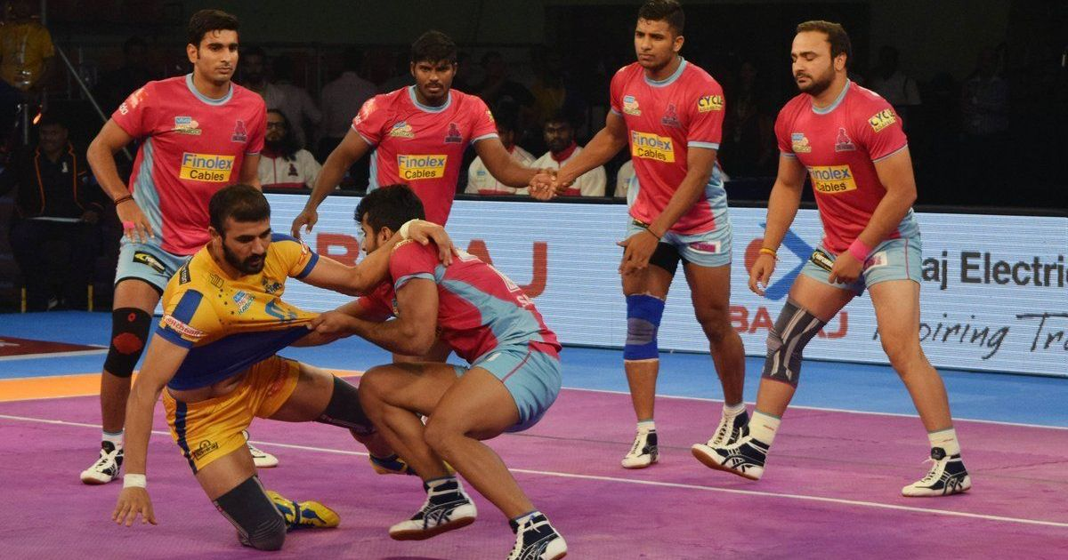 Image result for Puneri Paltan defeated UP Yoddha