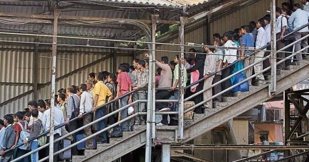 Mumbai Elphinstone Road Tender For New Foot Overbridge