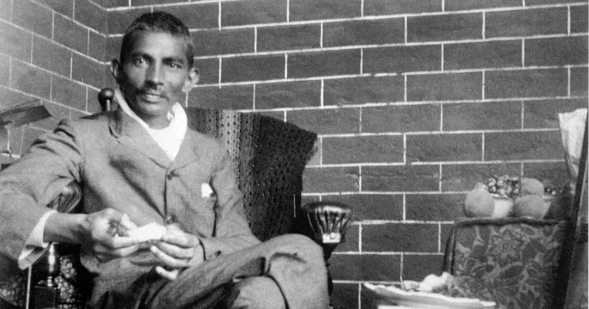 george orwells views on gandhi A collection of essays by george orwell even though gandhi's political views were not widely accepted in england, he was personally liked by nearly everyone.