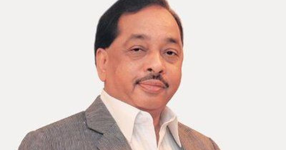 Former Congress Leader Narayan Rane floats his own party