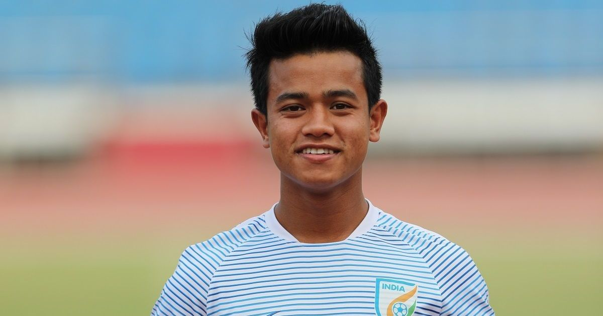 Mohammad Shahjahan is the latest FIFA U-17 World Cup player to sign a contract with ISL club