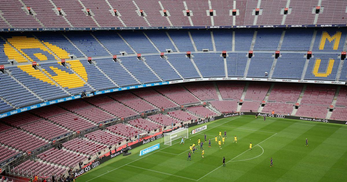Barcelona Spanyol-Catalunya