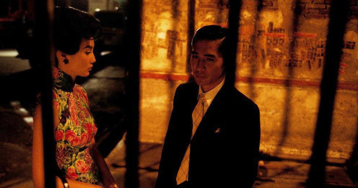 Restored 'In the Mood for Love' to play at Wong Kar-wai retrospective