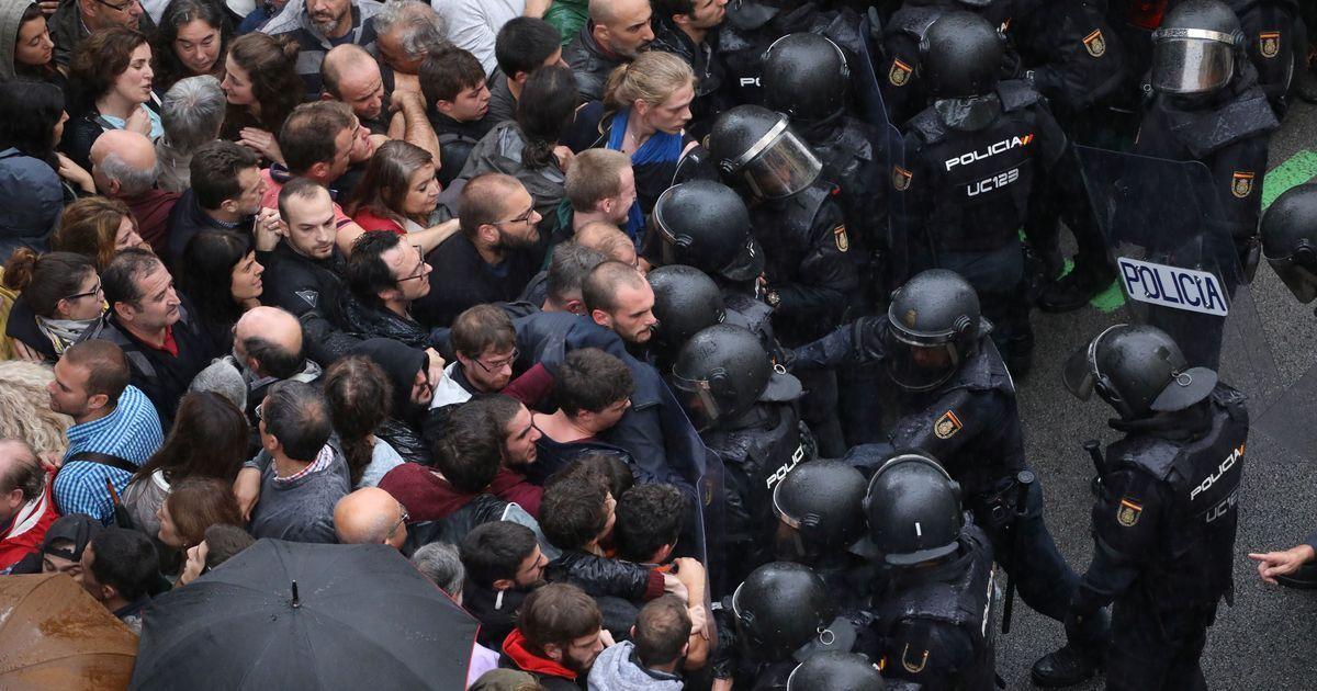 क्यों लोकतंत्र की अग्निपरीक्षा में स्पेन झुलस गया है