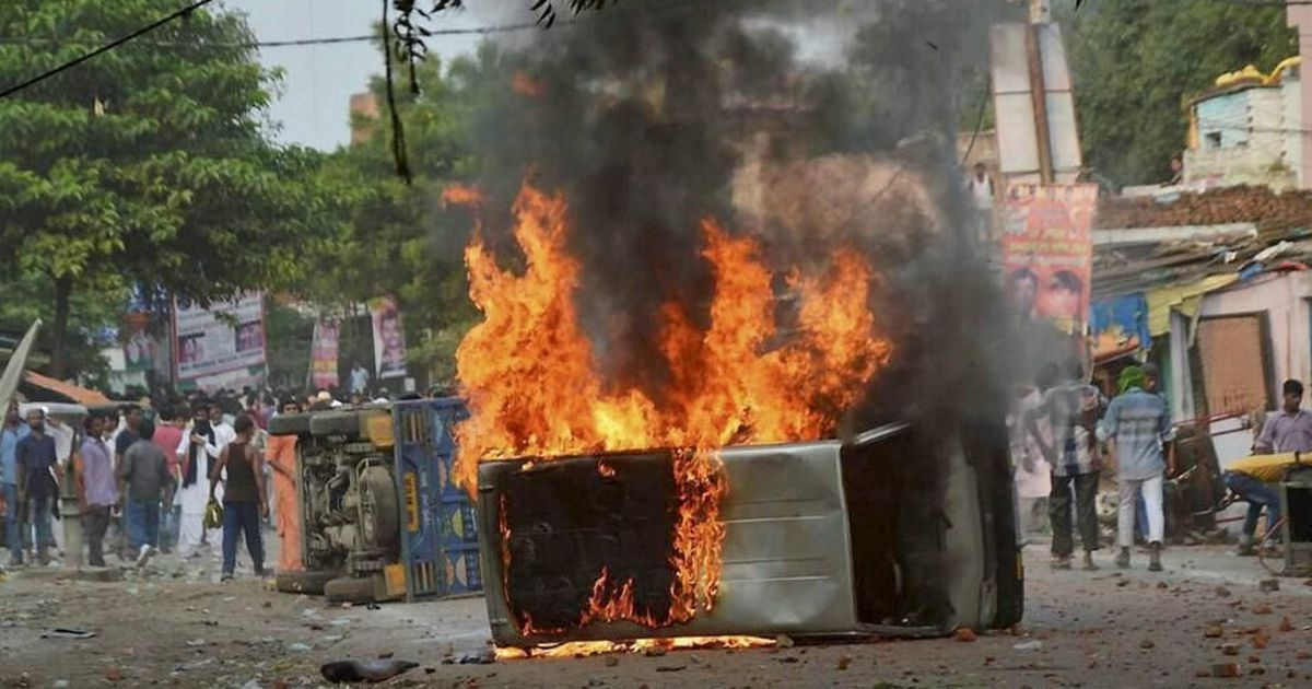 Communal clashes in UP, Bihar, Jharkhand leaves over 12 injured