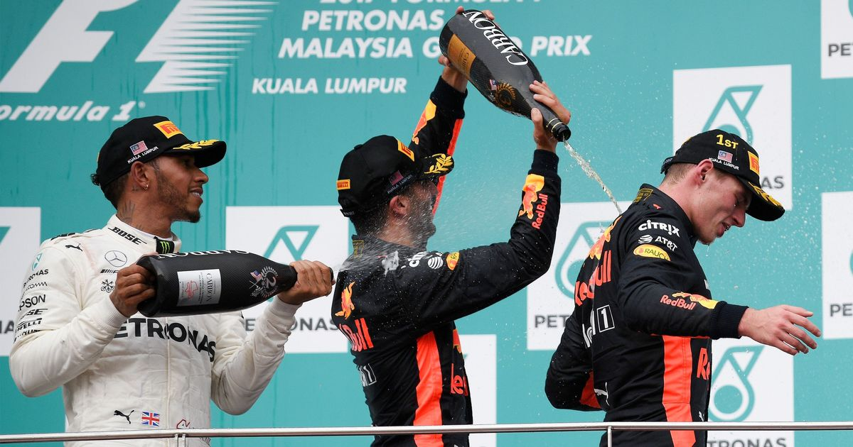 3 of the most memorable Malaysian Grands Prix