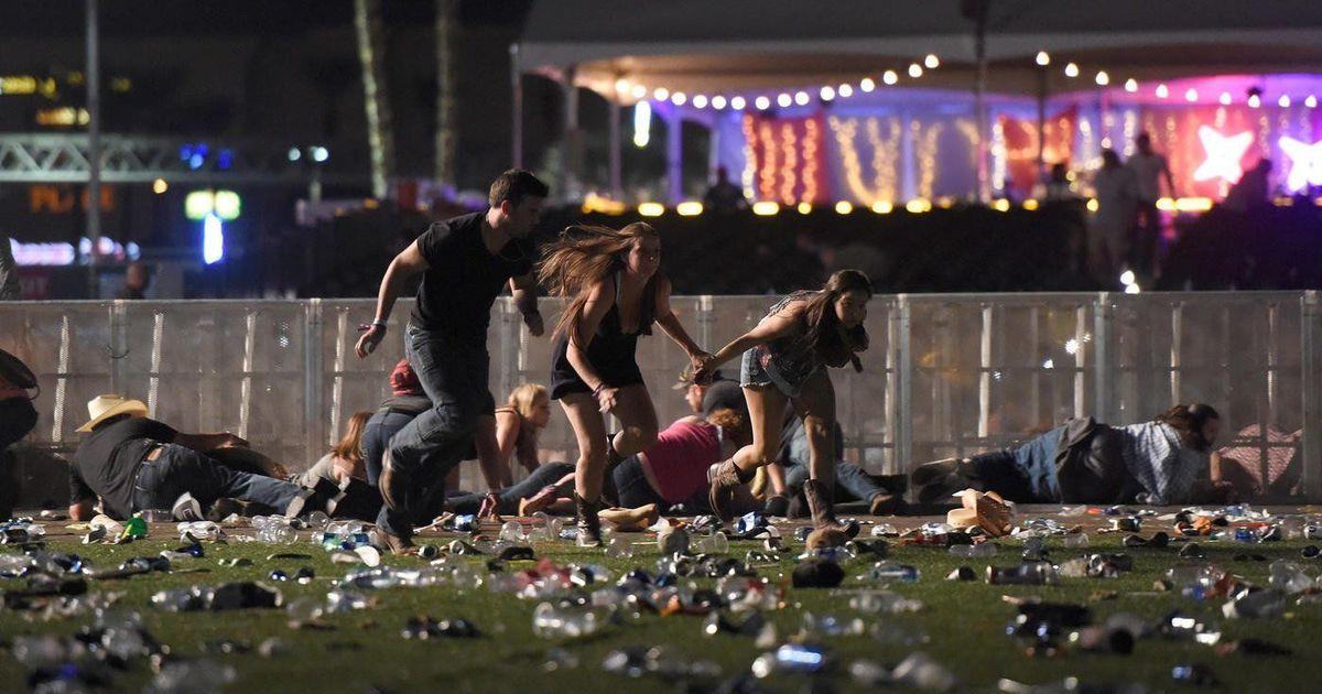 अमेरिका के लास वेगस में अंधाधुंध गोलीबारी, 50 से ज्यादा लोगों की मौत