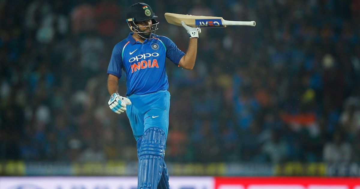 Rohit Sharma climbs to fifth in ICC rankings Warner closes gap on Kohli at the top