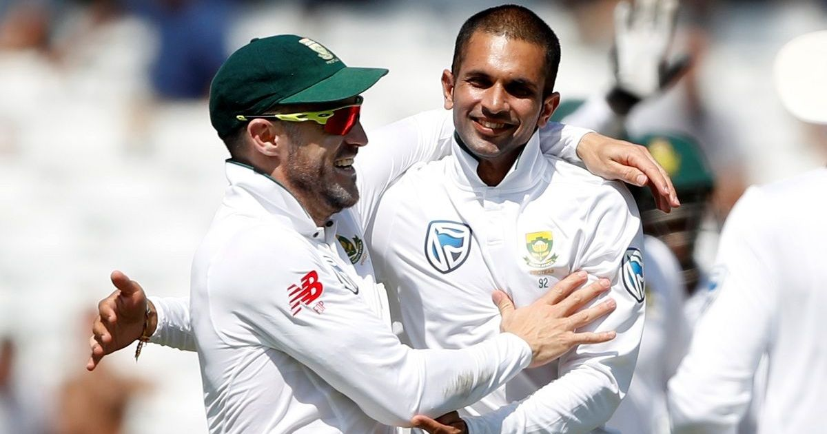 South African facing another big defeat versus Sri Lanka despite Keshav Maharaj's nine-wicket haul