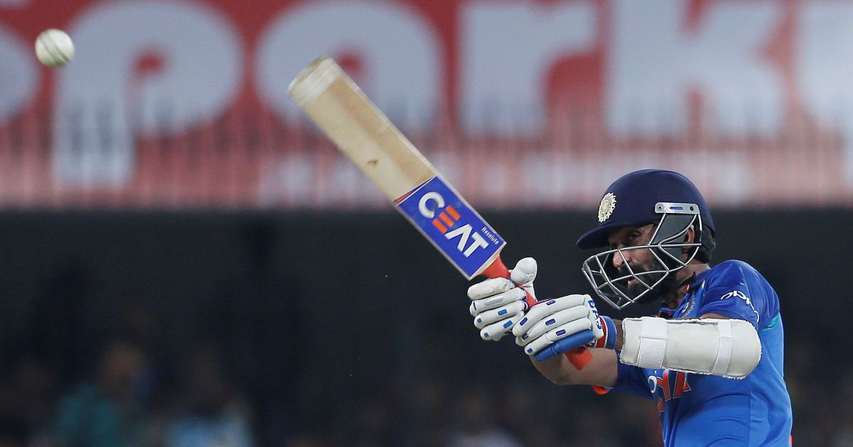 Important to believe in your own methods: Rahane says it's not all about power at the top-order
