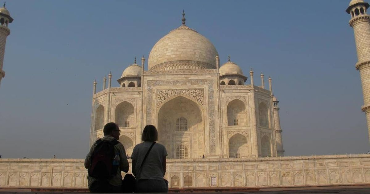 Taj Mahal not on list of UP tourist spots