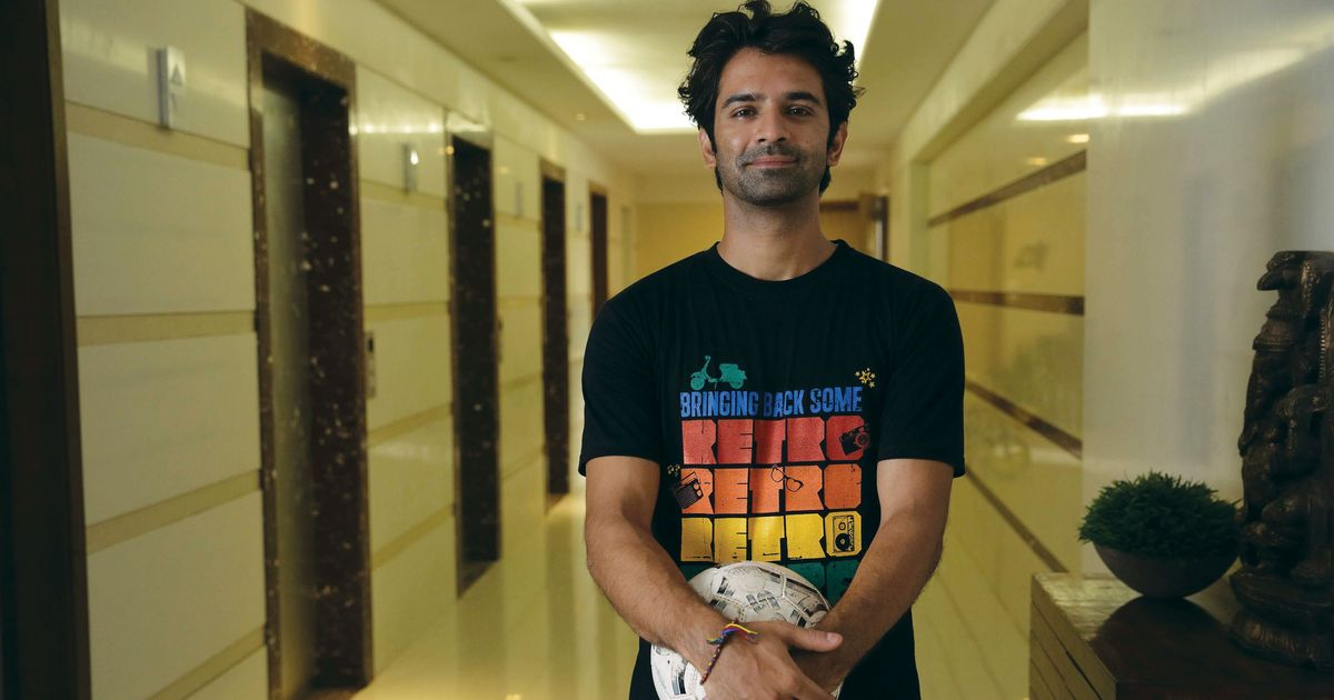 Watch: Television heartthrob Barun Sobti on his new film 'Tu Hai Mera Sunday'