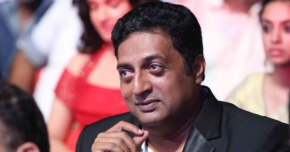 Just popularity not enough for politics: Prakash Raj