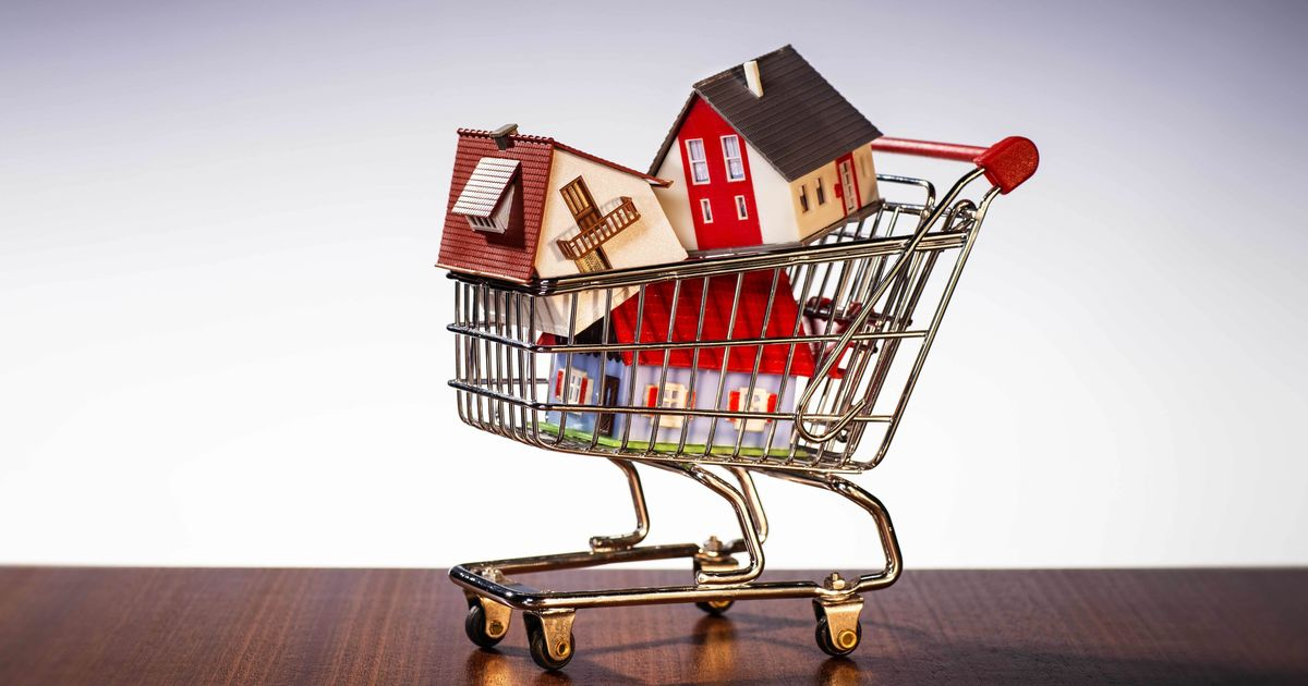 When house hunting is as easy as shopping for groceries