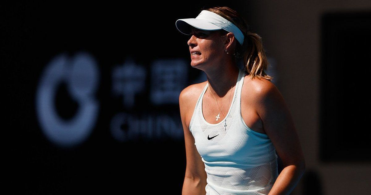 Will be on the tour for a long time: Sharapova