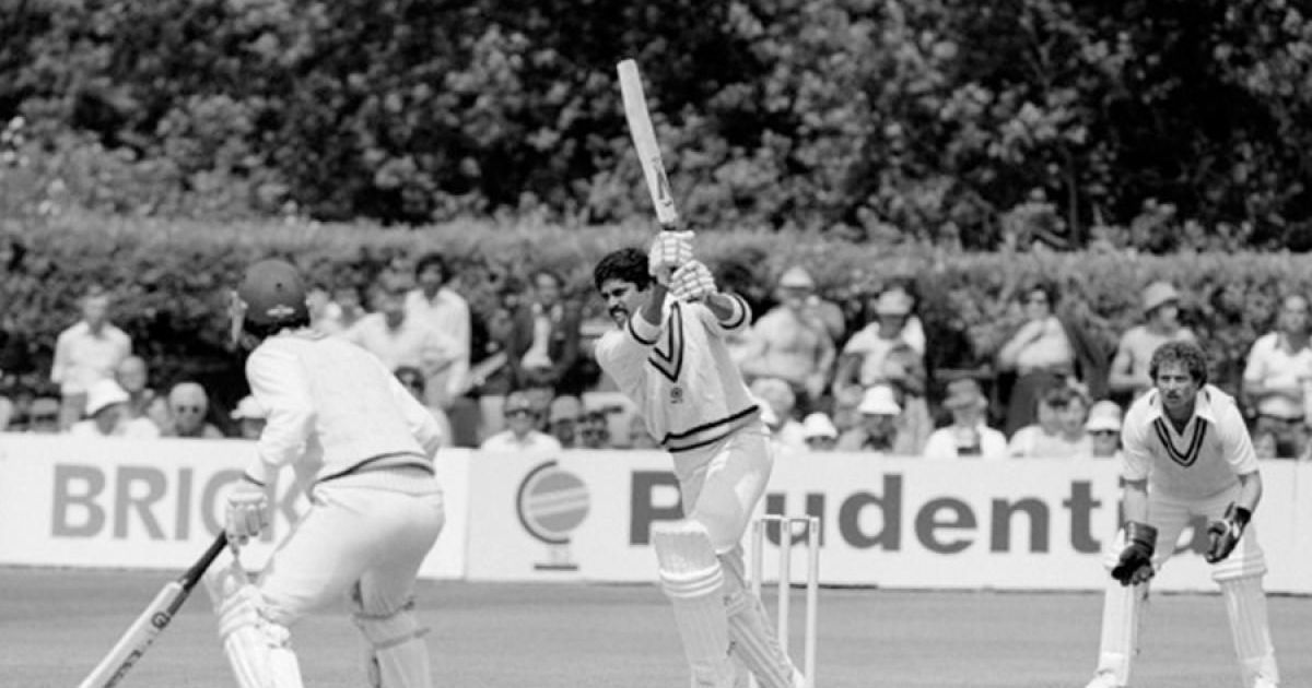 Pause, rewind, play: Why Kapil Dev's 175* has achieved mythical proportions