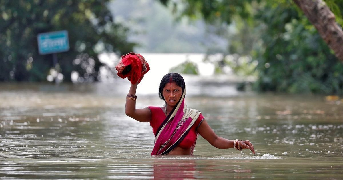 After uneven monsoon in India, some districts that faced floods end with deficient rain