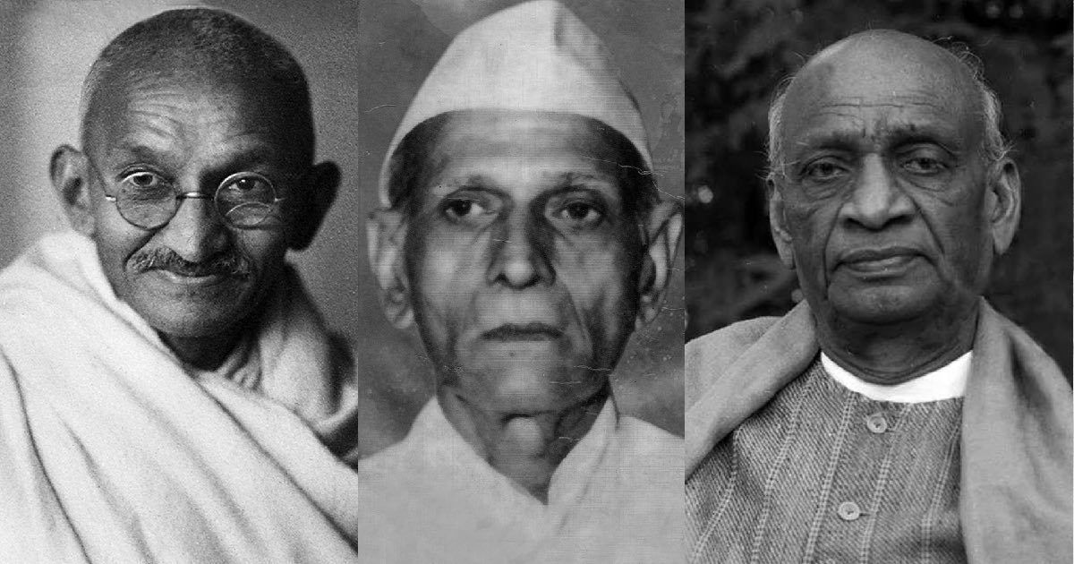 How Gujarat Congress embraced conservatism: The story of MK Gandhi, Indulal Yagnik and Sardar Patel