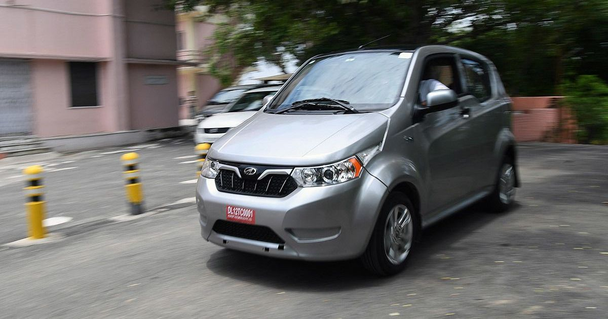 Electric vehicles tata and mahindra to lead india s push for Tata motors electric car