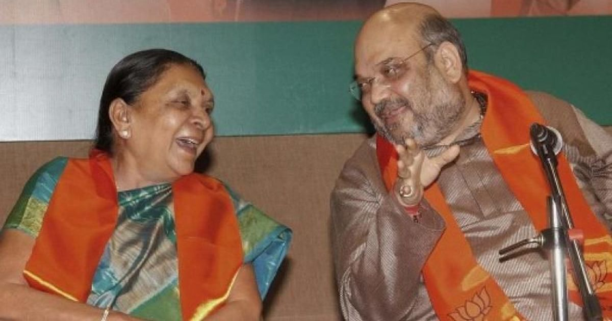 Who is the real boss? Amit Shah's meeting with Anandiben Patel leaves Gujarat BJP guessing