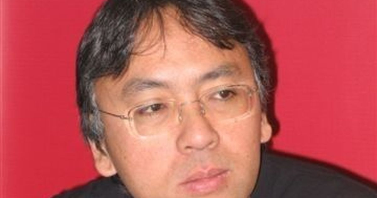 English novelist Ishiguro wins Nobel in literature
