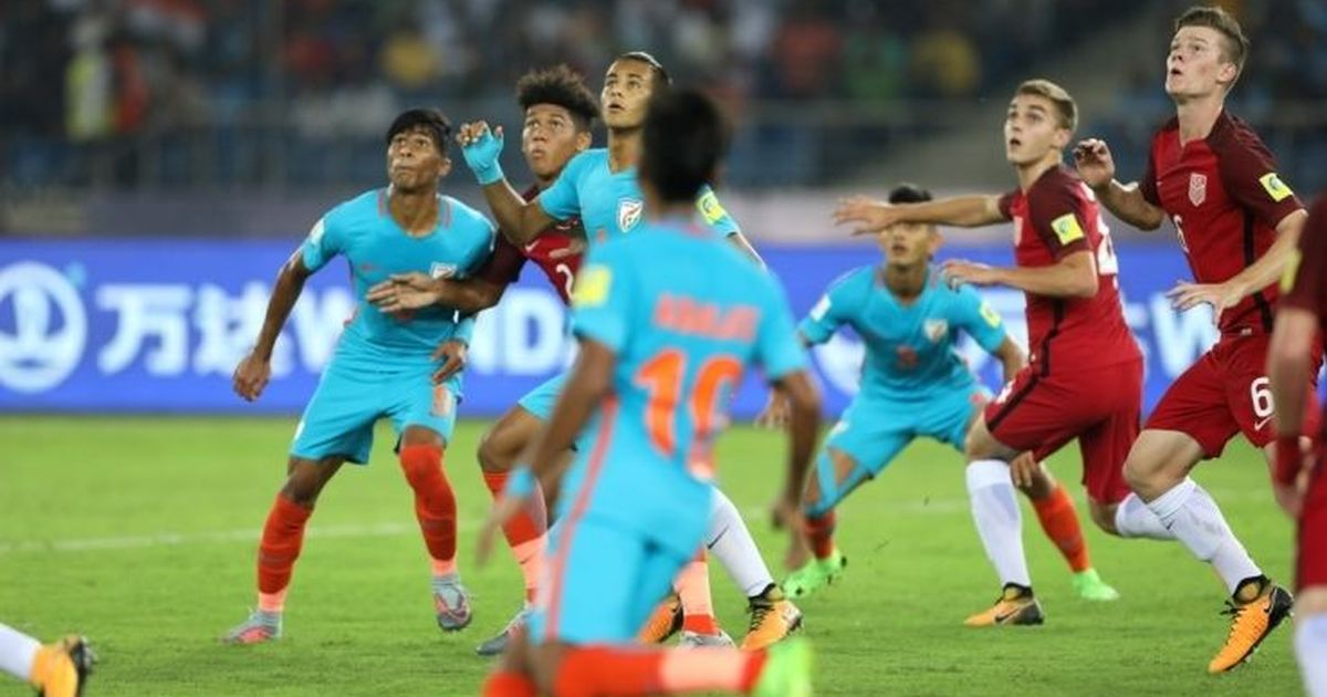 'Chin up, you made us proud': Despite defeat, Twitter salutes India U-17's grit against USA