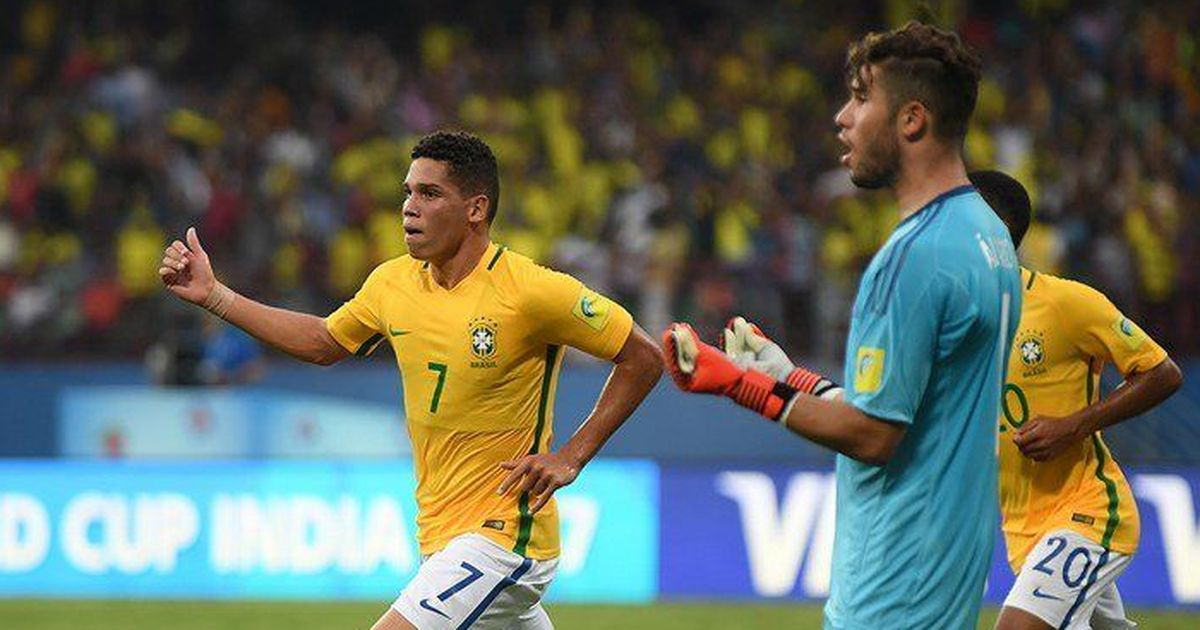 Dominant Brazil beat Spain 2-1 in marquee group match of U-17 World Cup