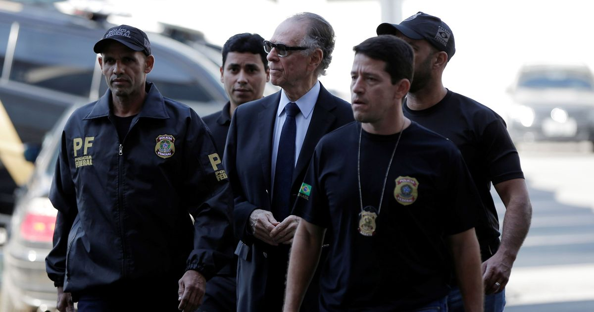 Amid corruption charges and arrest, Rio 2016 Olympic committee chief Carlos Nuzman resigns