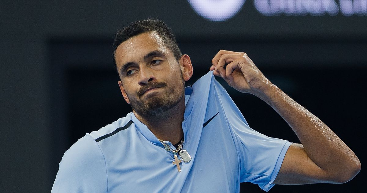'Talent alone won't get you there:' Philippoussis asks fellow Aussie Kyrgios to step it up