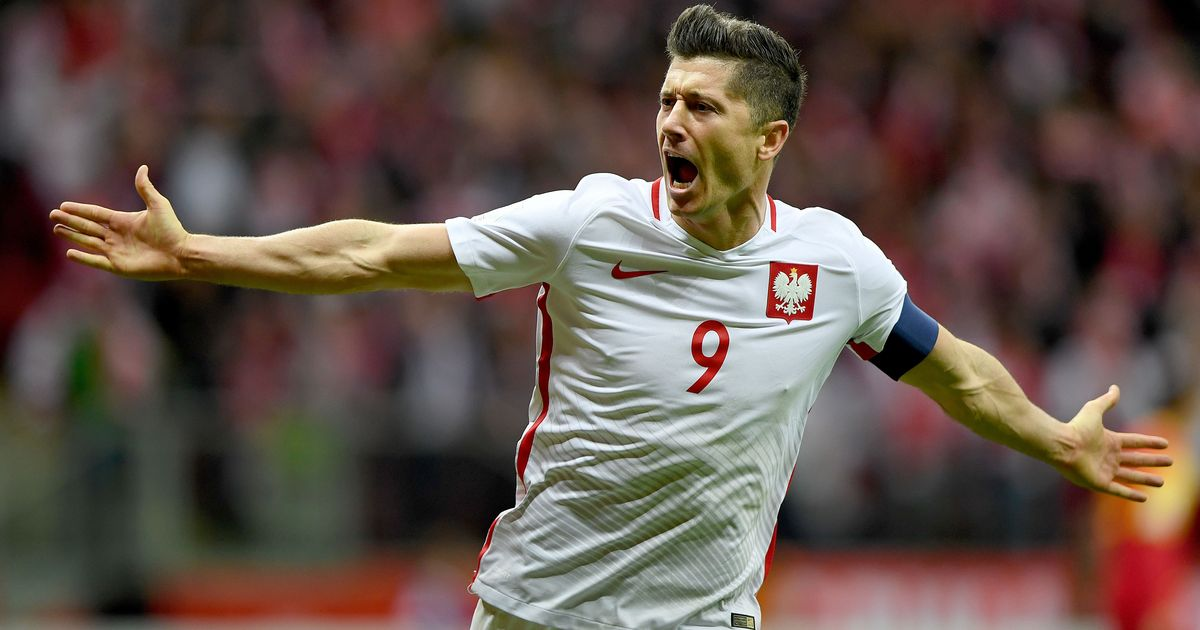 Poland seal 2018 World Cup spot with 4-2 win over Montenegro