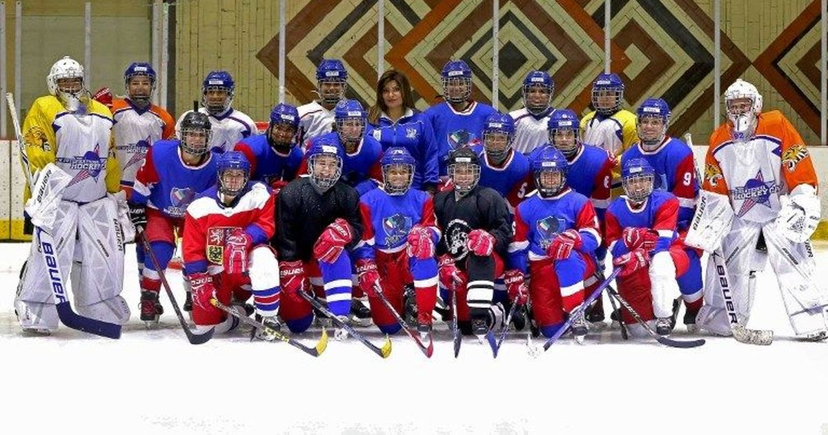 Kuwait's 'ice ladies' gear up for Ice Hockey World Championship
