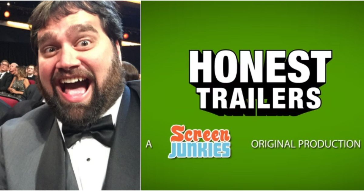'Honest Trailers' creator Andy Signore fired after multiple sexual harassment allegations surface
