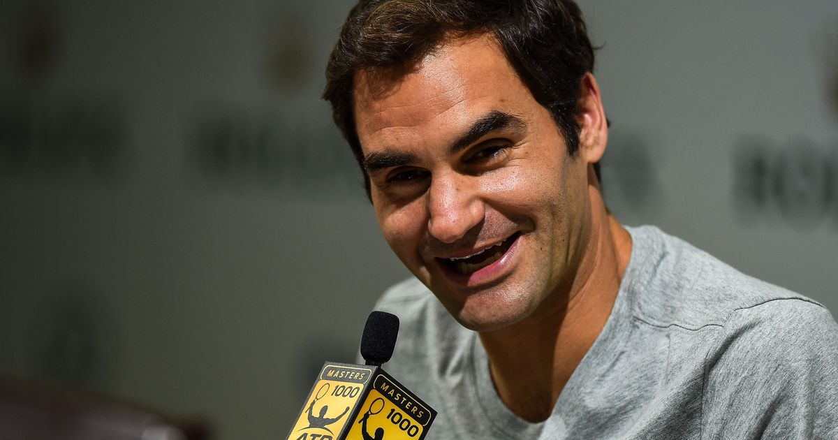 I feel like I'm where I want to be: Roger Federer confident ahead of Shanghai Masters