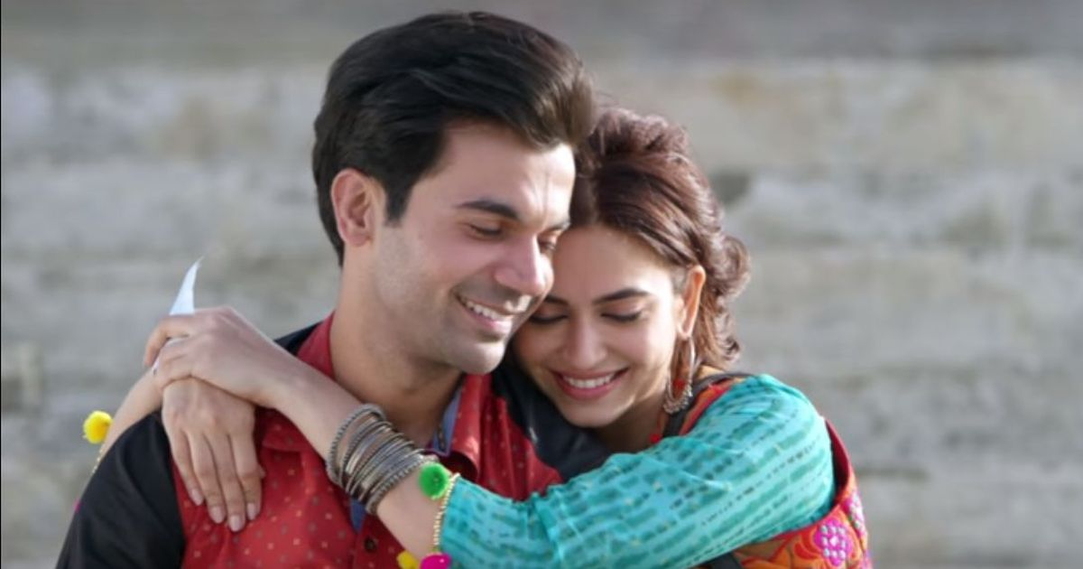 Rajkummar Rao in the middle of another wedding in Shaadi Mein Zaroor Aana