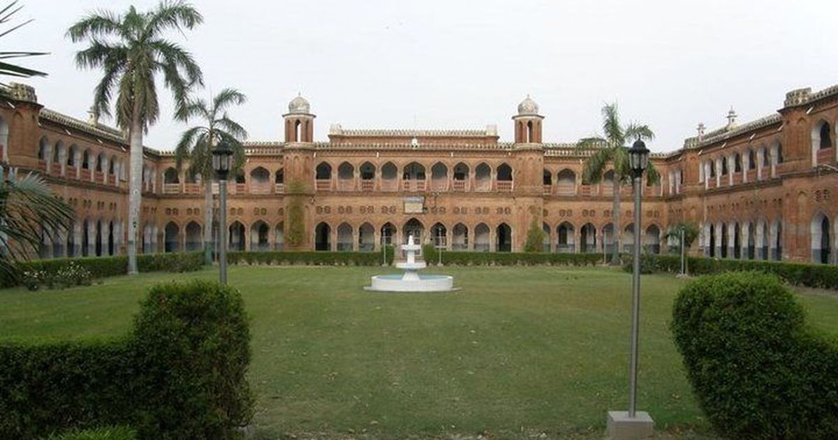 Aligarh Muslim University expels student from Kashmir over 'militant link'