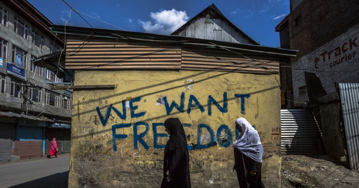 The battles of downtown Srinagar: A resident looks back on a decade of bloodshed