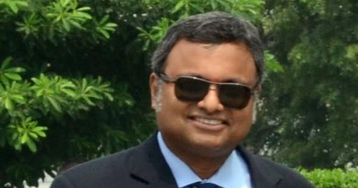 तमिलनाडु : शिवगंगा से कार्ति चिदंबरम को कांग्रेस प्रत्याशी बनाए जाने का विरोध