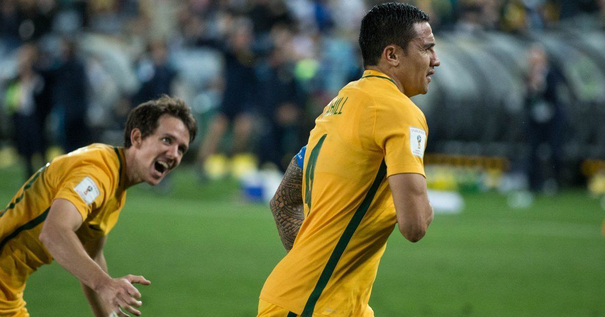 Cahill's extra-time winner ends Syria's dream run, Australia edge closer to World Cup berth