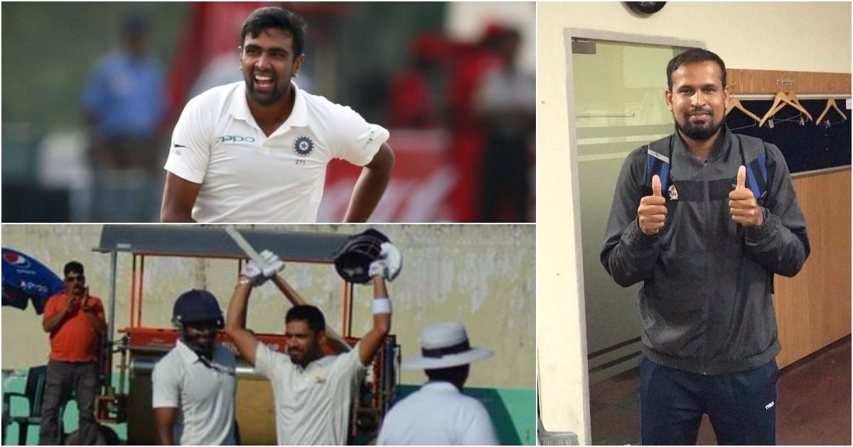 Ranji Trophy highlights: Chopra's marathon, Ashwin's return, Yusuf Pathan's twin tons