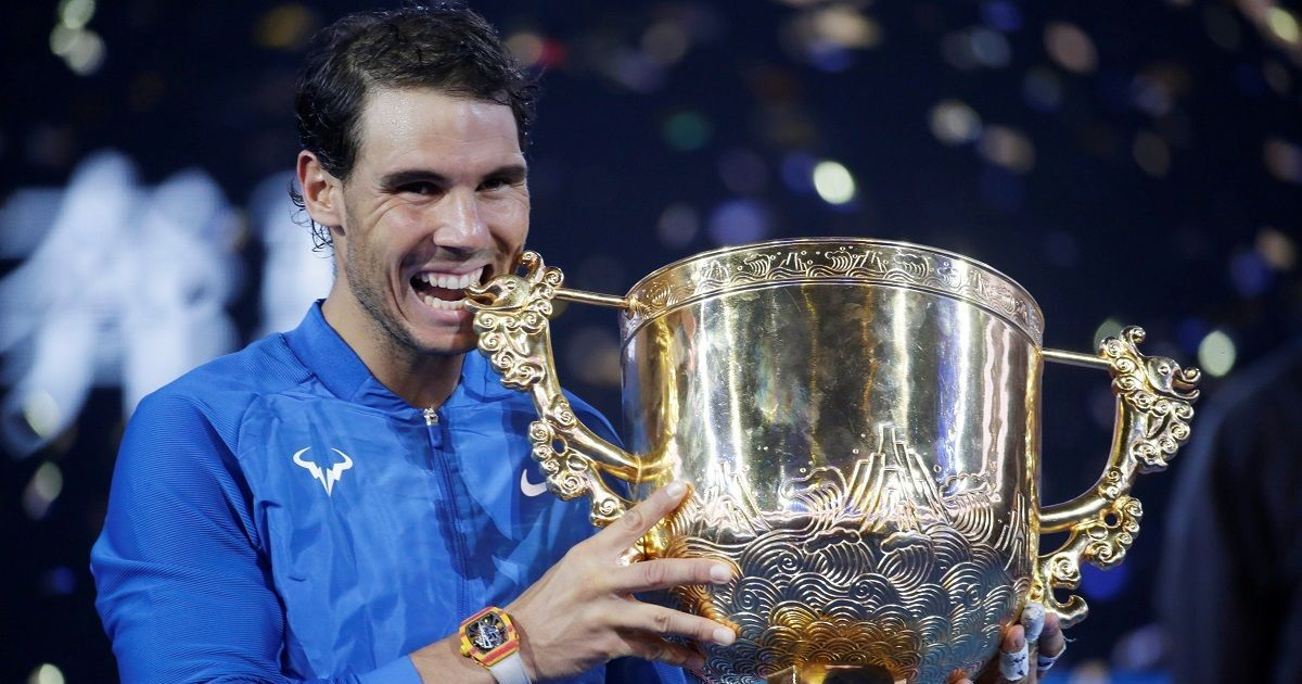 When you come back and have success, you appreciate it even more, says Rafael Nadal