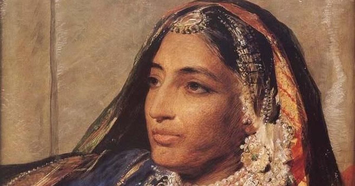 The indomitable queen: As the Sikh Empire crumbled, only one woman scared the British