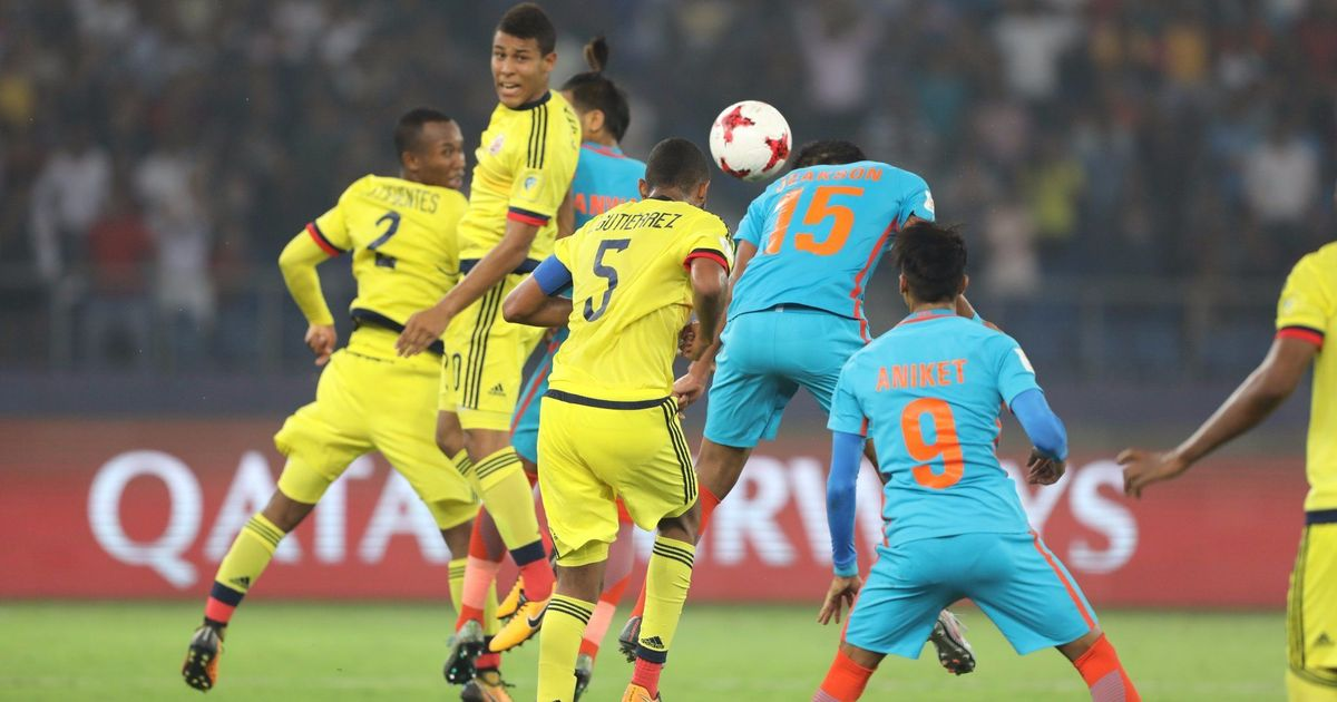 It was a historic night for India but inflexible tactics may have cost a point against Colombia